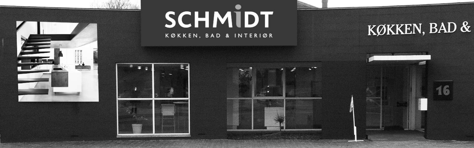Schmidt Køkken, bad og interiør i Odense.