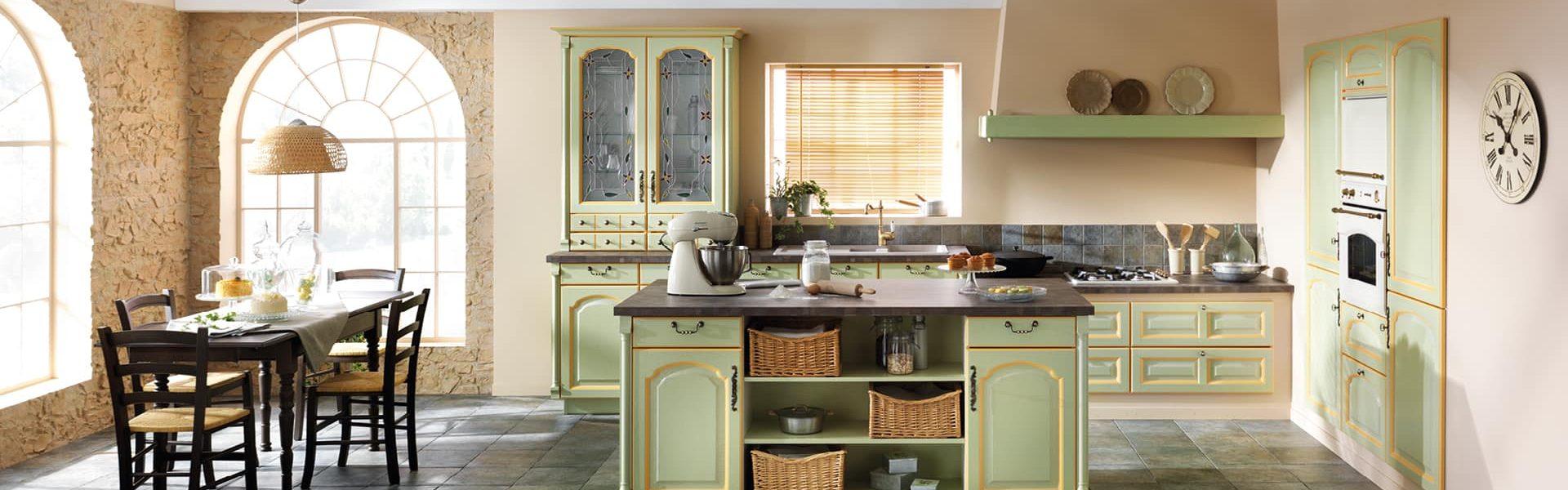 Retro Lully køkken