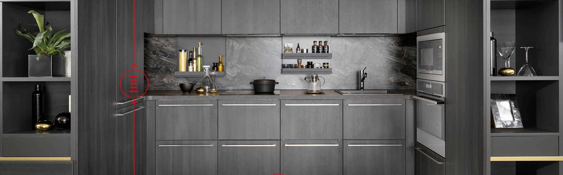 Et køkken tilpasset efter dine mål