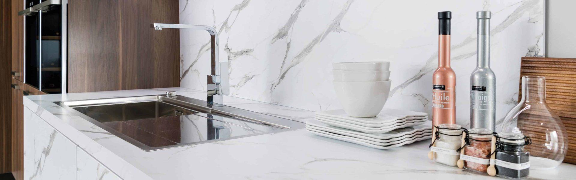 Køkkenbordplade fra Schmidt af gode materialer