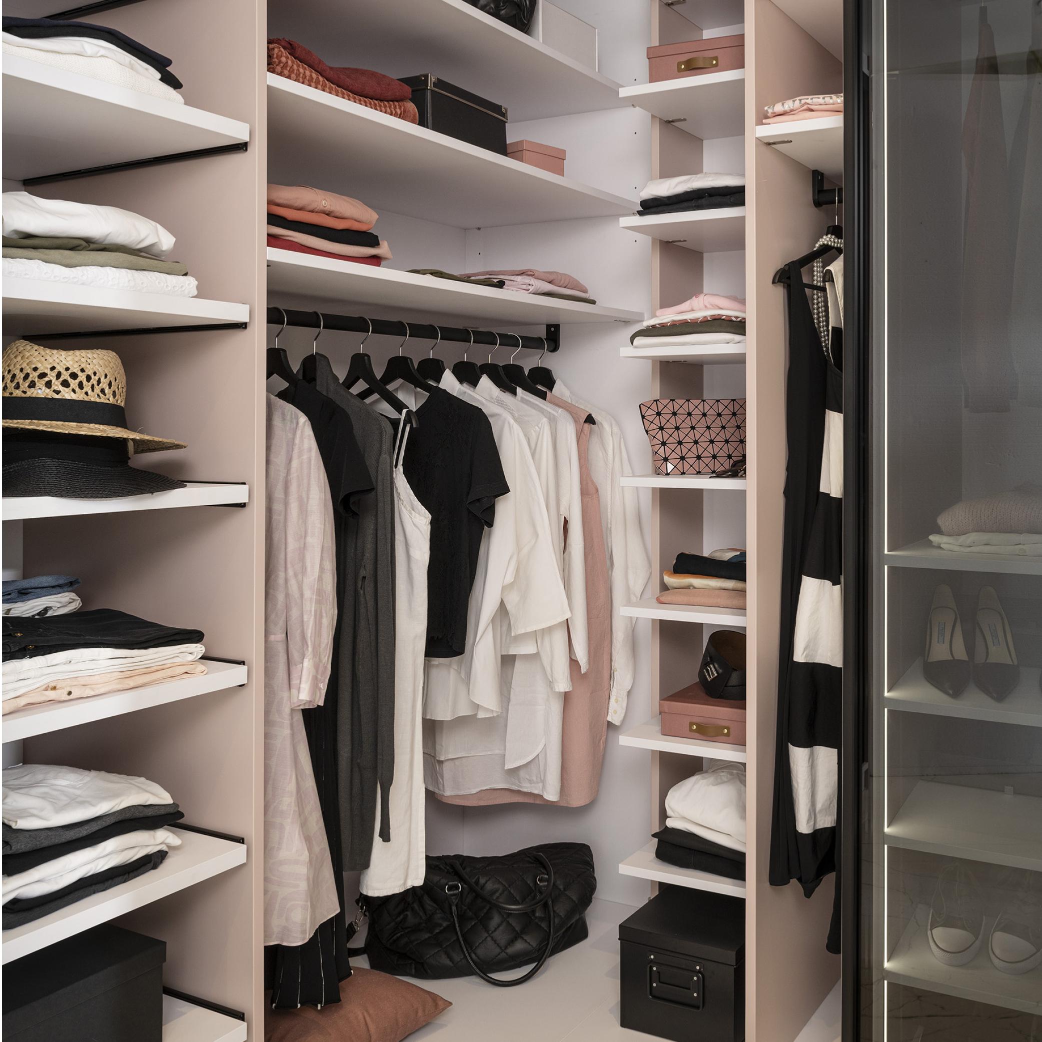 Garderobeindretning