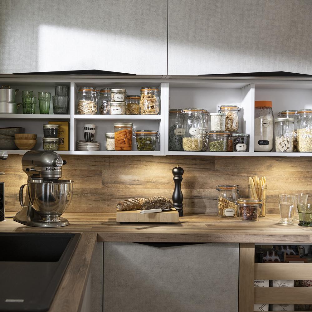 Køkkenhylder